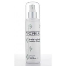 Yipsophilia Aceite Emoliente/Bronceador Vainilla-Sesamo 125ml.