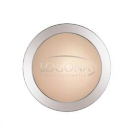 "Logona Maquillaje en Polvo Compacto ""Light Beige 01"" 10gr"