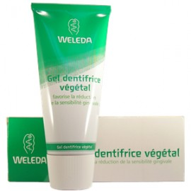 Weleda Gel Dentífrico Vegetal 75ml