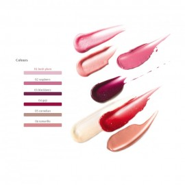 Brillo de labios gloss de Dr.Hauschka 4.5ml