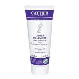 Cattier Gel Exfoliante Facial Grains de Lumiere 75ml.