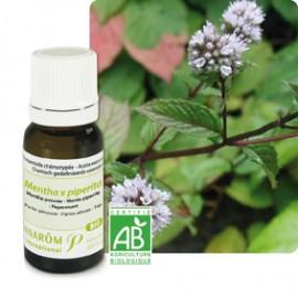 Aceite esencial de Menta Piperita Biológico