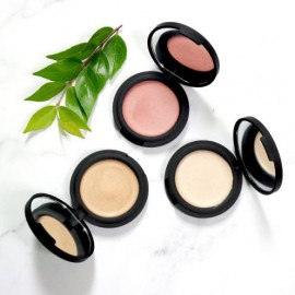 Iluminador en crema INIKA Organic 4gr. (3 colores)