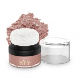 Colorete con esponja (Puff Pot) INIKA Organic 2 COLORES