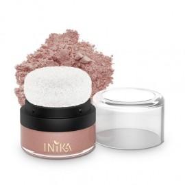 Colorete con esponja (Puff Pot) INIKA Organic 2 COLORES