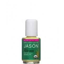 JASON Aceite de Belleza Aloe Vera 100% Orgánico 30ml