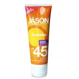 JASON Crema Solar FPS 45 Niños (Kids) 113g