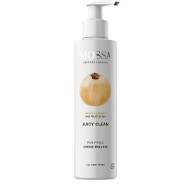 Mossa Leche Limpiadora Cremosa Juicy Clean 190ml