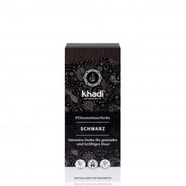 Khadi Tinte Vegetal Negro 100gr.