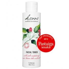 Kivvi Tónico Facial Frambuesa y Bálsamo de Limón todo tipo de pieles 150ml.