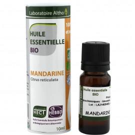 Aceite esencial de mandarina BIO 10ml Labortoire Altho