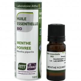 Aceite esencial de menta piperita BIO 10ml Laboratoire Altho