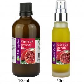Aceite de Semilla de Granada bio de Laboratoire Altho (50ml/100ml)