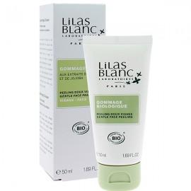 Lilas blanc Exfoliante Suave 50ml