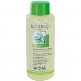 Logona Aceite Desmaquillante Ojos Rosas Silvestres & Aloe Vera Bio 100ml.