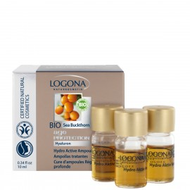 Logona Ampollas Tratantes Age Protection 10x2,5ml.
