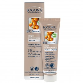 Crema de Día  Age Protection de Logona 30ml.