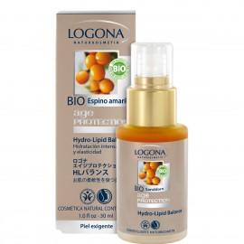Logona Hidro-Lipid Balance Age Protection 30ml.