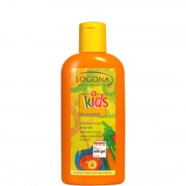 "Logona Loción Corporal Kids ""body milk"" 200ml"