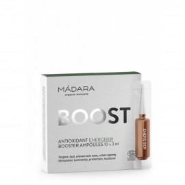 Ampollas luminosidad Antioxidant Energiser Booster 10x3ml Mádara