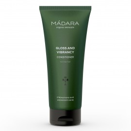 Madara Acondicionador Gloss Brillo y Suavidad 250ml.