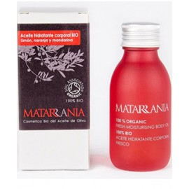 Matarrania Aceite Corporal Limon, Naranja & Mandarina 100ml
