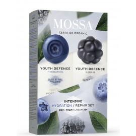 Mossa Pack Hidratación y Reparación +25 años