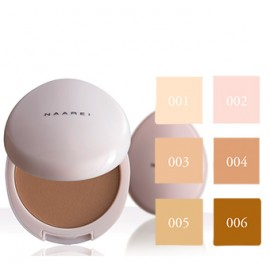 Naarei Maquillaje Compacto cobertura media-alta 9 gr