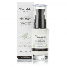Elixir T.S.L. Cuello Escote de Nourish London 30ml.