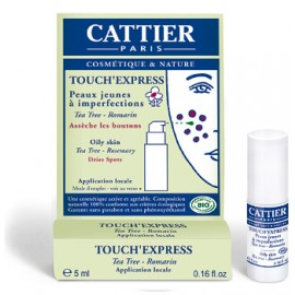 Cattier Touch Express Anti-Acné con Arbol de Té 5ml.