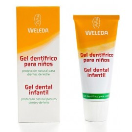 Weleda Gel Dentifrico para Niños 50ml