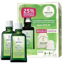 Pack Celulitis de Weleda