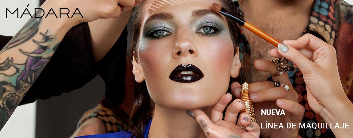 MÁDARA lanza nueva línea de maquillaje*